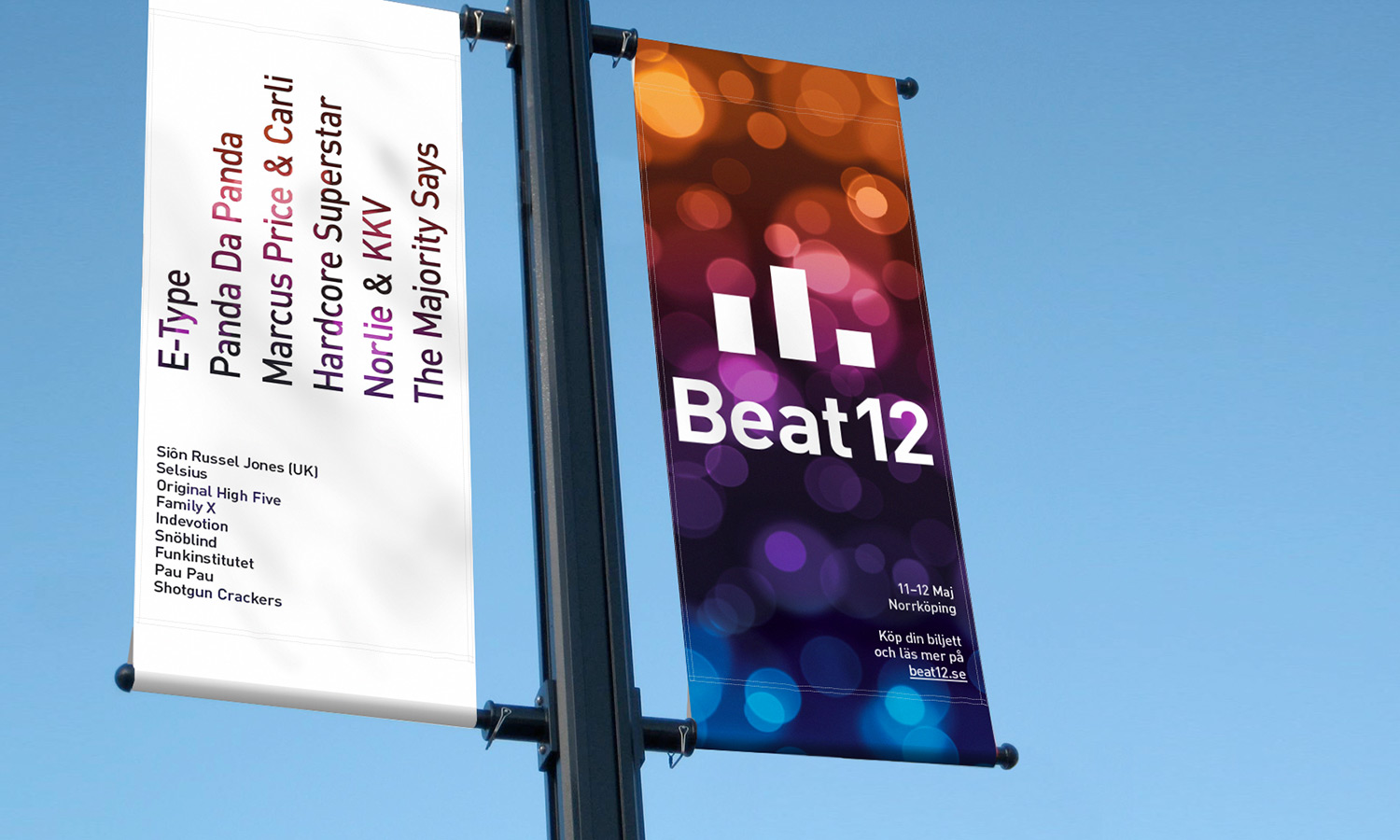 BEAT'12 by Viktor Lanneld